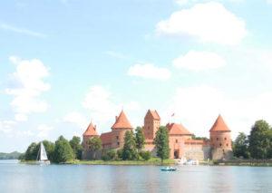 trakai-castle